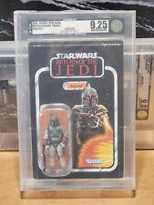 2004 Star Wars AFA U 9.25 Boba Fett Vintage Collection Return of the Jedi