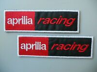 APRILIA RACING N.2 PATCH RICAMATA TERMOADESIVA - COD.4000