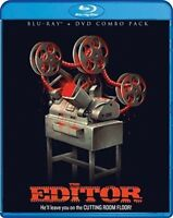 The Editor [New Blu-ray] 2 Pack, Widescreen