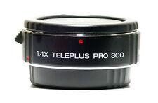 Kenko AF Teleplus Pro 300 5 Element 1.4x Teleconverter Lens EOS EF 1D-X/5D