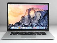 Apple MacBook Pro 15-inch 2.5GHz Quad Core i7 16GB 512GB Flash AMD R9 M370X 2GB