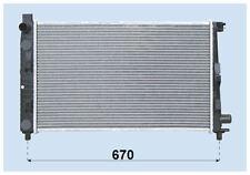 RADIATORE  RAFFREDDAMENTO MERCEDES CLASS A 170 CDI/210 97>04 W168 CAMBIO MANUALE