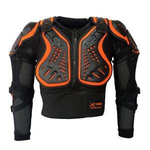 Kids Spine Motocross Body Armour Bikequad Protective Enduro Bionic Quad Jacket