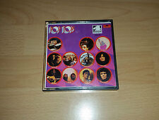 Pop Tops Vol. 1 Polydor Tonband Bee Gees Daliah Lavi Barry Ryan Melanie 4-Spur
