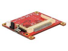Delock Konverter Raspberry Pi USB Micro-B B. / Pin Header > Compact Flash 62625