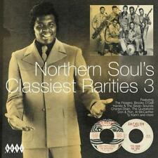 NORTHERN SOUL'S CLASSIEST RARITIES VOLUME 3 Various NEW & SEALED CD (KENT) SOUL