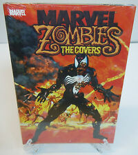 Marvel Zombies The Covers Wolverine Marvel Comics HC Hard Cover New Sealed