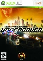 Need for Speed: Undercover - Xbox 360 - UK/PAL