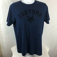 Zoo York (M) Blue Short-Sleeve T-Shirt