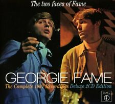 Georgie Fame - The Two Faces of Fame: Complete 1967 Recordings (2017)  2CD  NEW