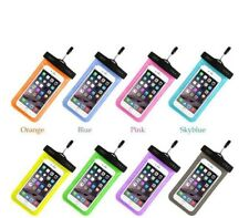 Waterproof Dry Pouch Cell Phone Underwater Case Cover Touchscreen