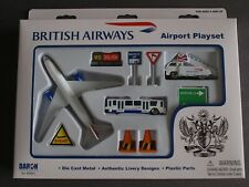 More details for british airways boeing 787 airport playset made by daron - new & sealed