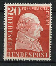 West Germany 1957 SG#1196 Baron Von Stein MNH #D4583