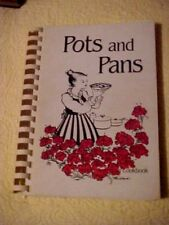 Pots and Pans A Slovenian-American Cookbook Joliet IL Ethnic