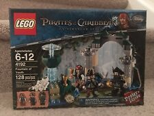NEW LEGO PIRATES OF THE CARIBBEAN FOUNTAIN OF YOUTH 4192 , SEALED!