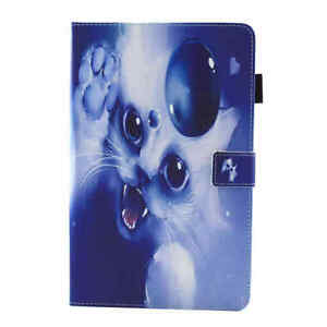 "Unicorn Folio Stand Leather Case Cover For Samsung Galaxy Tab A 8"" 10.1"" Tab E"