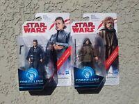 Star wars force link luke skywalker And General Leia Organa