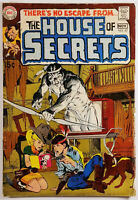 House Of Secrets #82 FN 6.0 1969 Silver Age DC Comics Neal Adams Cover Art!