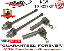 LIFETIME Tie Rod Kit Cadillac Chevrolet GMC 2500 3500 Hummer 4x4 Inner & Outer