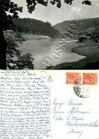 Cartolina di Rio di Pusteria (Mühlbach), lago - Bolzano, 1956