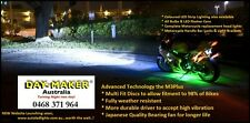 The Brightest LED Motorcycle DOT Approved Hi/Low Globes on the planet M3plus