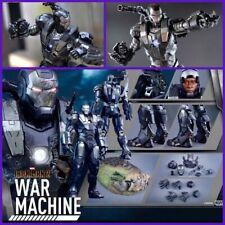Hot Toys MMS331-D13 War Machine 2.0 Diecast 1/6 Iron Man 2 NEW FACTORY SEALED