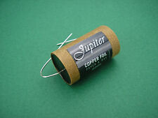 0.22uf Jupiter Copper Foil Paper & Wax Capacitor - > 300b kt88 el34 6l6 Tube Amp