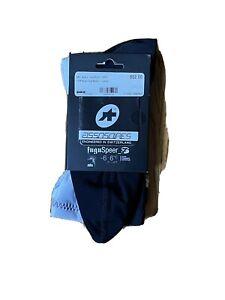 Assos fuguSpeer Winter Roubaix Socks Size II 43-46 Black