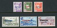Guernsey MNH OVPT Europa 1961 on Hern Island $$ (OS-2)