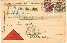 Echte Briefmarken aus dem deutschen Reich mit Post, Kommunikation
