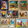 Chicken DIY 5D Diamond Painting Embroidery Animal Cross Crafts Stitch Home Decor