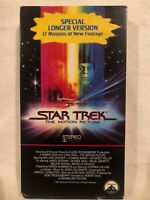 Star Trek: The Motion Picture (VHS) Special Long Cut
