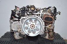 JDM EJ20T 02 03 04 05 ENGINE SUBARU IMPREZA WRX EJ205 EJ20T TURBO MOTOR 2.0L