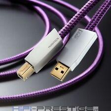 CAVO DIGITALE USB DI RIFERIMENTO TIPO A-B FURUTECH GT2 PRO-B 1,2 M NUOVO