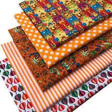Childrens Kids Patterned Fabric 5x * FAT QUARTERS BUNDLE * Craft Quilts Material