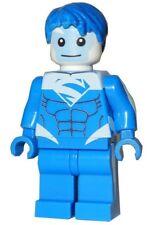 **NEW** LEGO Custom Printed - BLUE SUPERMAN - DC Universe Minifigure