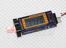 New Cellmeter-6 Battery Lipo Life Li-ion Cell Checker 2s 3s 4s 5s 6s Alarm test