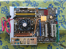 ASUS M2N-SLI Deluxe AM2-AM2+AM3 +CPU Athlon X2 4450E+1GB Ram+Scheda LAN