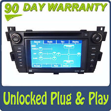 Cadillac SRX Navigation DVD BOSE Radio 6 Disc Changer CD Player AUX U2V Receiver