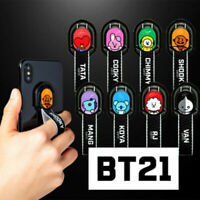 BTS BT21 Official by Line Friends Smart Phone Character Holder Strap