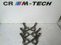BMW E36 M3 3.2 evo S50B32 con rods set of 6 matching with new arp bolts fitted .