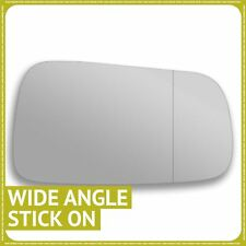 Right hand Driver side for Honda CRX 88-91 wing mirror glass Wide Angle