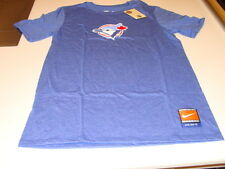 Toronto Blue Jays MLB Baseball Men's Cooperstown Logo Tri Blend T Shirt Medium