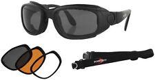 Sport and Street Convertible Sunglasses/Goggles Bobster Eyewear  BSSA001AC