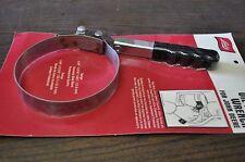 """Lisle 53200 Oil Filter Wrench for John Deere Swivel Grip.Range 4 3/4"""" to 5 3/16"""""""