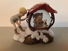 SUPERB DISNEY '75 YEARS OF STORY TELLING SINCE WINNIE THE POOH (1926)' SNOWGLOBE