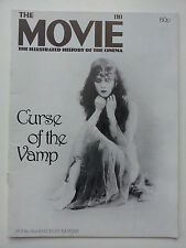 The Movie #110 magazine (1982) - Faye Dunaway, Barbara Stanwyck. Female Vamps..