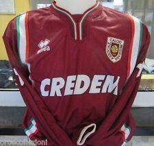 (O&C) Maglia MATCH WORN Reggiana Tricolore Calcio N°4 Camp.2003/04 Ser.C [a79]