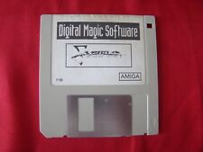 CARPIAN AMIGA Digital Magic Software- DISKETTE