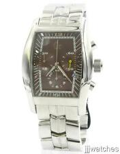 New Swiss Guess Gc Chronograph Men Steel Dress Watch 38 x 50mm 36501G3 $379